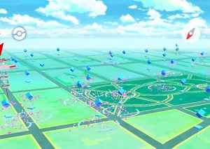 Pokestops for PokemonGO help businesses grow